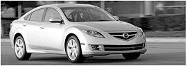 A few years old Mazda is an outstanding car for bad credit customers